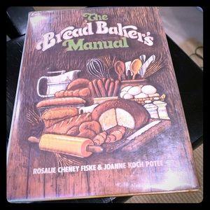 The Bread Baker's Manual by Fiske & Potee Hardback